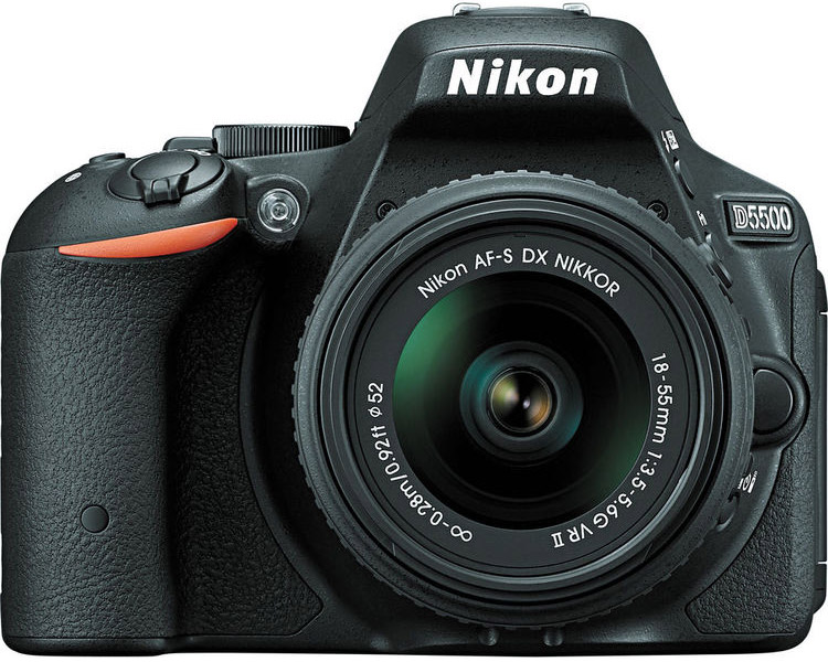 Nikon D5500 Cheat Cards