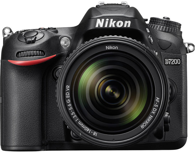 Nikon D7200 Cheat Cards